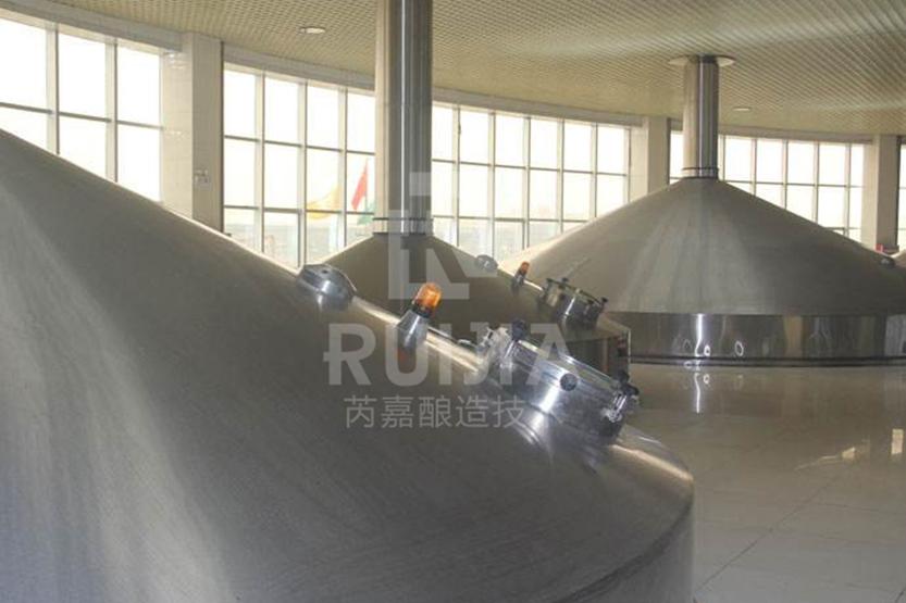 Commercial Beer Equipment Shandong Ruijia Brewing